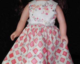 18 inch doll clothes, dresses