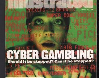 Vintage Magazine - Sports Illustrated : January 26 1998 -
