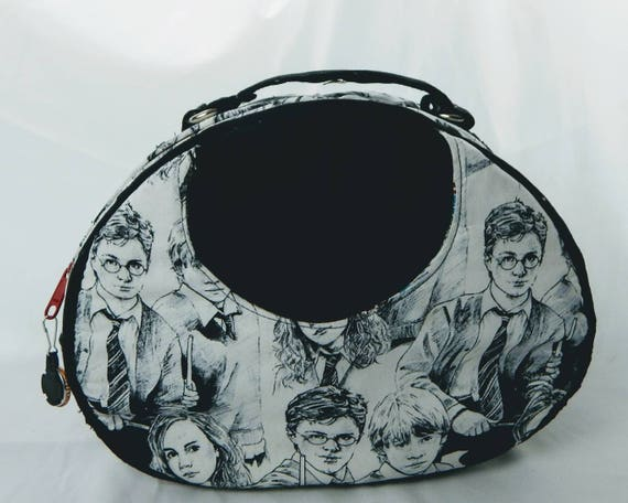 Vanity bag cosmetic bag Hogwarts Harry Potter Hermione