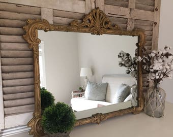 large mirrors for living room wall.  Large mirror Etsy