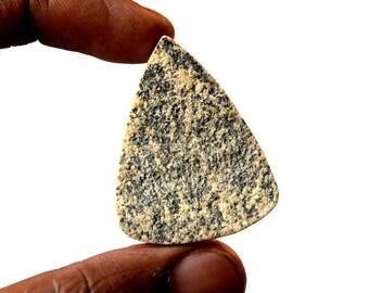 German Dendrite Gemstone 36.5 Cts Natural Designer Psialomelana Dendrite Cabochon, Natural Loose Cabochon, 38x30x4 MM R14167