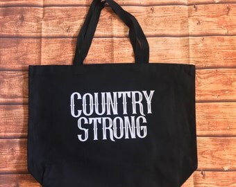Country Strong Beach Tote Route 91
