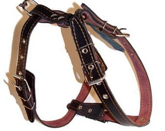 il_340x270.1353300066_hjl1 leather dog harness etsy leather dog harness at suagrazia.org