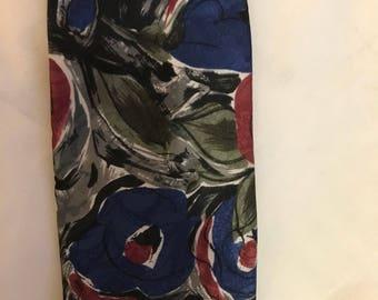 Vintage Floral Necktie