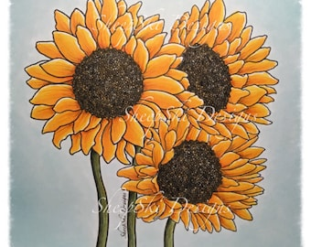 Sunflowers  - image no 112