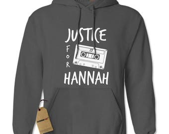 Justice For Hannah Adult Hoodie Sweatshirt