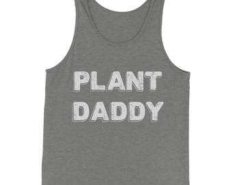 Plant Daddy Jersey Tank Top for Men