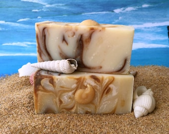Butter Me Up Soap / Cocoa Butter Soap, All Natural Soap, Unscented Soap, Handmade Soap, Shea Butter Soap, Mango Butter Soap, Aloe Soap