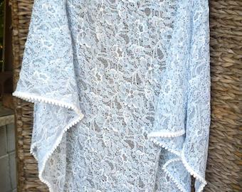Sarong, shawl, shrug, stole