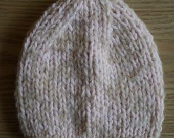 The Pale Pink Hat Beige