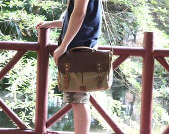 Mens Messenger Bag,Canvas Messenger,Mens Leather Briefcase,Leather Messenger Bag,Canvas Messenger Bag,Canvas Courier Bag,Canvas Briefcase