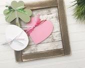 DIY Mini Interchangeable Smart Sign, Seasonal Holiday Sign
