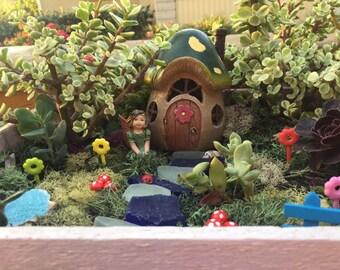 Diy Fairy Garden Kit   Etsy