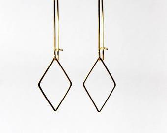Earrings Design ° ° minimalist gold