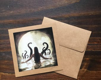 Artist cards/greeting cards, blank, buy 3 get 1