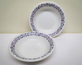 Arabia Finland, Sweet Hertta -Plates, 2 Pieces, by Raija Uosikkinen