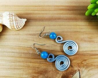 Aluminum Ethnic Earrings for her Women Jewellery aluminium earrings for her