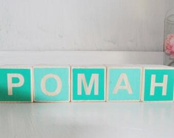 kyrillisch russische alphabet holz buchstabe namen blcke gre 2 5 cm holz - Kinderzimmer Dekoration Handwerk