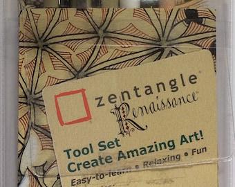 Zentangle Renaissance tool set