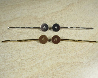 Personalized Hairpins, Hair accessories, Hair embellishments, custom hairpins