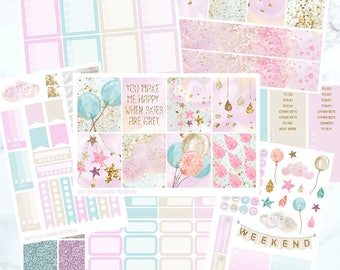 Happy Skies Sticker Kit