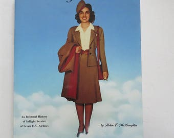 1986 Walking on Air by Helen E McLaughlin — Signed