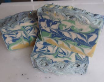 Patchouli Breeze Artisan Cold Process Soap White Buoy Soaps Proudly Handcrafted In Maine