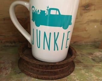 Junkin' Mug