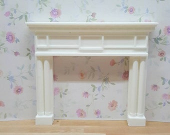 1/24 & 1/25 Scale Dollhouse Fireplace
