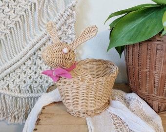 Easter Basket / Bunny Easter Basket