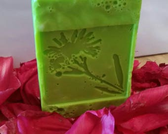 Crystal Surprise Custom Soap