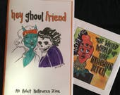 Hey Ghoul Friend (color cover w/CD)