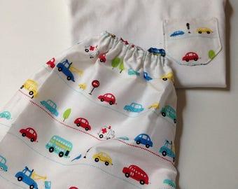 boy cotton shorts pajamas