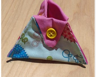 Sewing Notions (Pink Interior) Thread Catcher/Ort Catcher