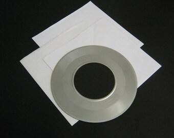"""7"""" Paper or Cardboard Vinyl Record Sleeves"""