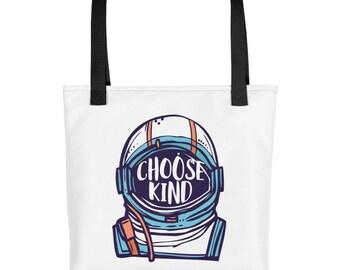 Choose Kind Wonder Tote bag