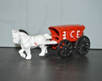 Ice Toy Truck