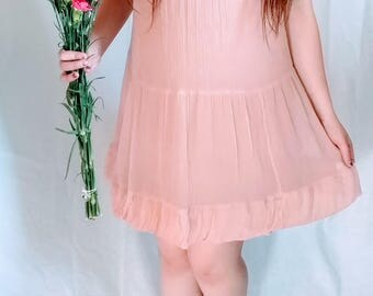Yours Truly Summer Dress (XS)