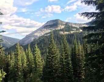 Idaho Mountaintop