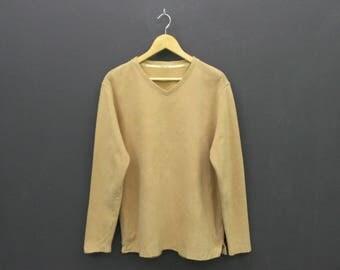Cerruti Sweatshirt VINTAGE Cerruti Sweater Men's Size M