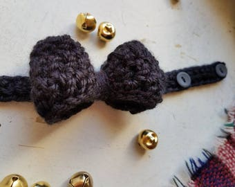 Black Boys Bow Tie / Boys Bow Tie / Newborn Boy Bow Ties / Boy Bow Ties / Newborn Boys Bow Tie / Baby Shower Gift / Black Bow Tie