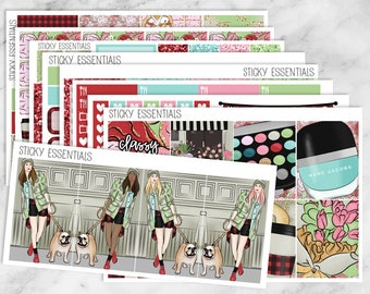 Fashionista Full Kit for Erin Condren Life Planner!