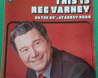 This is Reg Varney  On the 88's At Abbey Road vinyl lp 1972
