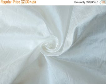 10% OFF Silk Fabric, Dupioni Silk Fabric, Blend Silk Fabric, Art Silk Fabric, White Dupioni Silk Fabric
