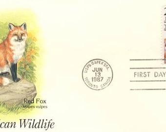Red Fox  (F15)