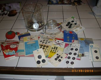 Vintage Collection Sewing Notions