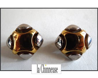 GIVENCHY VINTAGE EARRINGS / Vintage Givenchy earrings / Givenchy Vintage Jewel / Gift for her / Collectible.