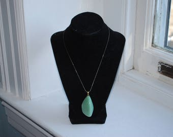 Green Adventurine Pendant