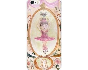 Pirouette - iPhone Case