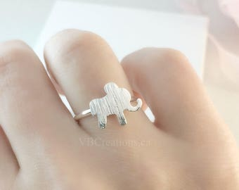 Bague elephant etsy